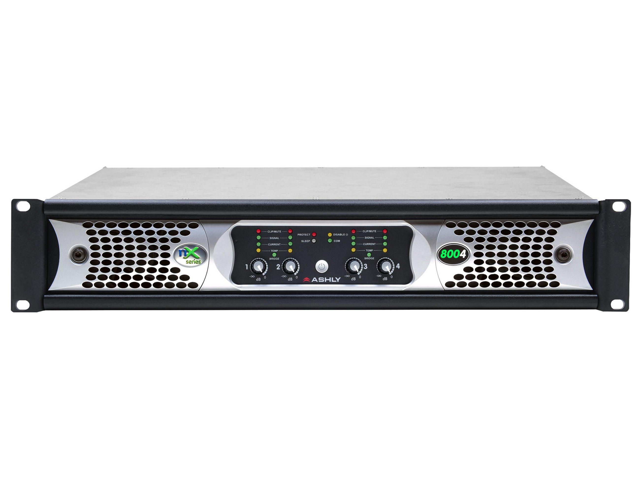 Atts Audio Power Bridge Amplifier 18 Adult Webcam Jobs Tda4935 Circuit Ashly Nx8004 4 X 800 Watts 2 Ohms