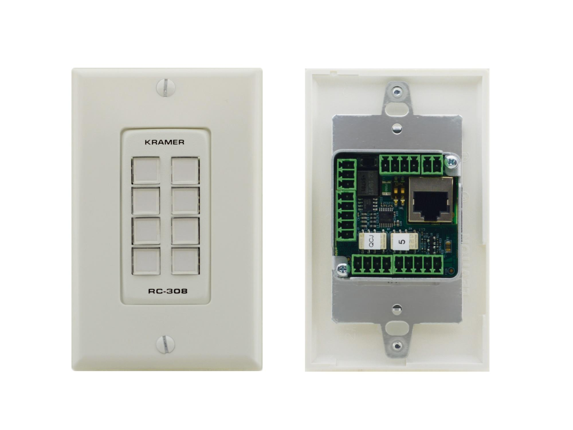 Kramer RC-2//us Wall Plate RS-232 Controller